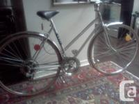 Have A great vintage bike in storage for over 20 years