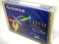 FujiFilm 125M 4mm Data Tape 12/24GB Cartridges NEW IN