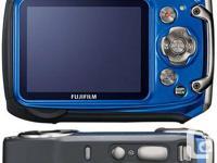Fujifilm 600012078 14MP Waterproof Digital Camera