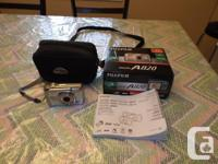 This digital camera is in excellent condition and comes