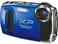 For sale is a FujiFilm XP50 14.4MP Digital Camera.