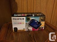 Fujifilm XP70 Waterproof Camera New with box $180 OBO *