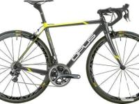 """""""The Opus Vivace 1.0 road race bike is a high modulus"""