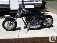 Make Harley Davidson Year 2007 kms 1000 Full custom,
