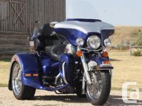 Harley Davidson Trikes For Sale In British Columbia