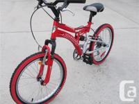 Infinity Quake Children's Bicycle for Sale. Six-speed