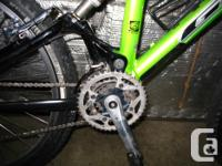 GT -XCR 2000 with I-Drive LX Crankcase Bontrager Xr3