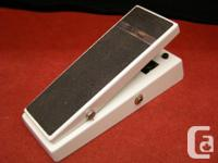 PRICE INCLUDES ALL TAXES. Fulltone CLYDE Standard Wah
