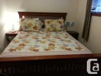 # Bed 2 Furnished 2 bedroom on a hill with stairs that