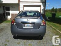 Marketing an immaculately kept 2010 Nissan Altima 2.5