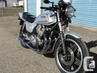 Make Honda Model Cb Year 1980 kms 68650 Double Overhead