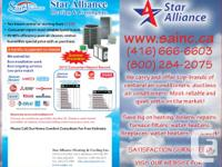 Welcome to Superstar Partnership Heating and Air