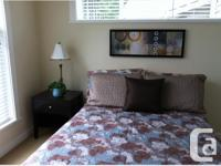 Furnished room with small fridge/TV 550.00 per month