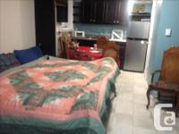 Smoking No Furnished studio in Central locationbeside