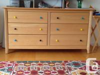 We have several furniture pieces available for sale.
