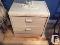 Moving item for sale , 2door dresser $25 Dresser with