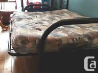 -10 inch mattress -Original price: $350 -Easily