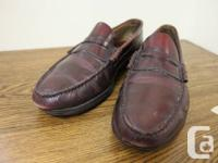 G.H.Bass & Co.  Leather Shoes  Men's Vintage  Made in