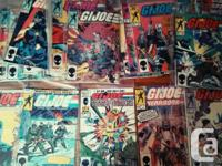 offering 55 issues (NM/M) of Marvel's very early '80's