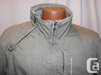 G-star MENS light jacket Perfect for Spring and Fall In, used for sale  Saskatchewan