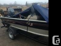 2006  G3 V167 C boat , excellent shape, low hours, live