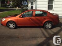Make Pontiac Colour Orange Trans Automatic kms 110000