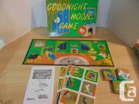 Game Goodnight Moon Margaret Wise Brown Matching Game