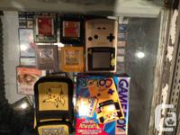 VINTAGE GAMING   ALL GAMES are cart only UNLESS NOTED