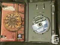 - Used Copy of the rare game Eternal Darkness for the