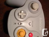 I am selling a GameCube and two controllers for $35.