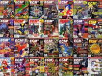 Video Game Magazines For Sale (~ 135 issues) Almost