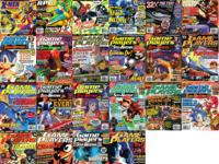 Retro Computer game Magazines For Sale (~ 135