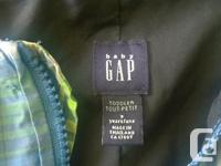 This is a lightweight zipper closing jacket with