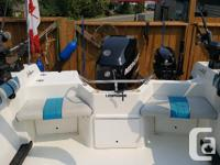 18.5ft campion explorer. Cuddy cabin. Sleaper seats