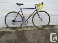 Gardin Racing Bike -- Made in Canada by Jim Gardin