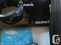 Garmin Forerunner 405 CX, with all the accessories: