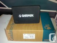 This is a Garmin GPS 225. This unit is in mint