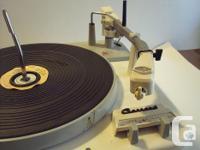 Attention Collectors. Vintage Famous Garrard Record