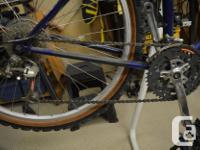 "Gary Fisher ""Tassajara"" Hardtail Mountain Bike. Made in"