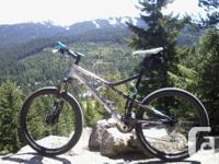 "Mountain bike, front & rear suspension Weels 26"" Fork"