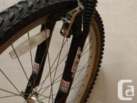 Gary Fisher Wahoo mountain bike. --> 21-speed (3x7)