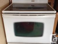 Up for sale is a Gas Stove & Electric Stove .. I was