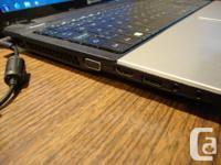 15.6 in. Widescreen HD Display 1366 x 768 Intel Core