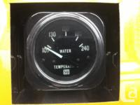 Autometer 2301 3 3/4 Tach. Sold Autometer 2 1/8 1436