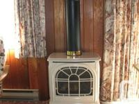 2005 Napoleon GDS60 Gas Stove, reconditioned as well as