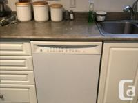 This dishwasher is a great working condition -