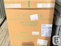 Brand new still in box: GE GDF510PGDWW Full Console