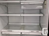 GE Profile Performance Refrigerator Bottom Freezer with