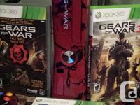 Gears of War 3 limited edition Xbox 360 console, it