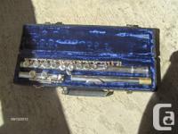 Gemeinhardt  Flute M2 and case  for sale  Good